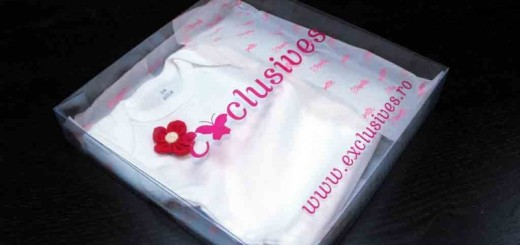 Printed Packaging Clothes Ambalaje Plastic | Ambalaje Din Plastic
