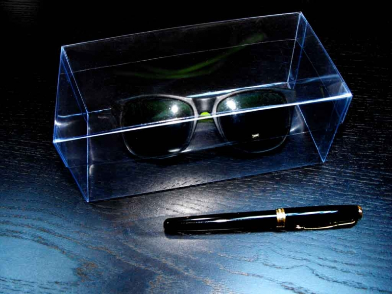 Cutii pentru ochelari