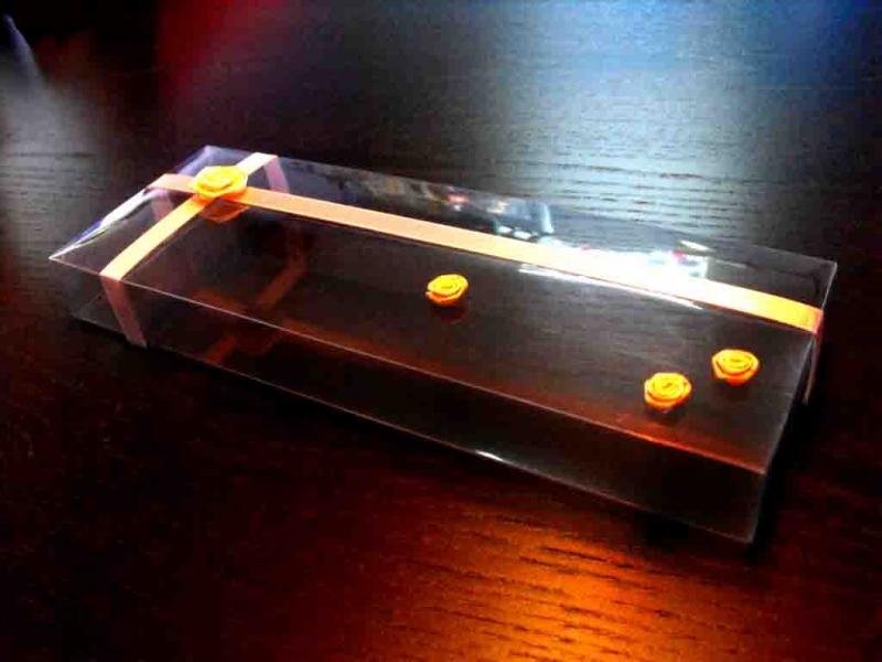 Cutii din plastic pentru cadouri