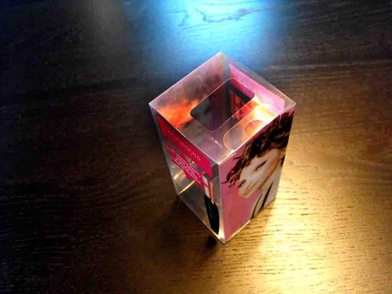 Cutii plastic pentru produse cosmetice