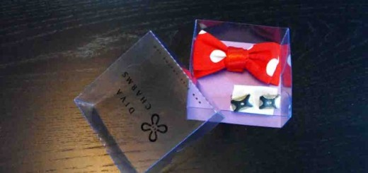 Kids And Mens Bow Tie Package Ambalaje Plastic | Ambalaje Din Plastic