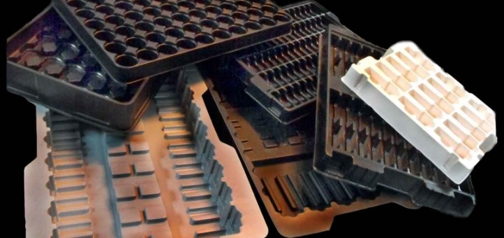 Plastic Trays - Manufacturers, Supplier