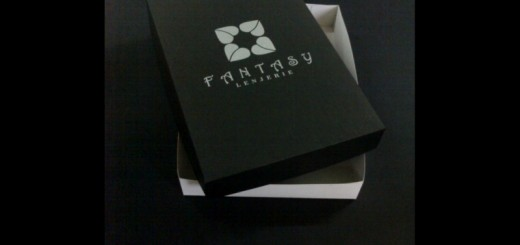 Custom branded packaging for soft goods