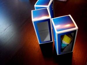 Cutii cu fereastra pentru cadouri Ambalaje Plastic | Ambalaje Din Plastic