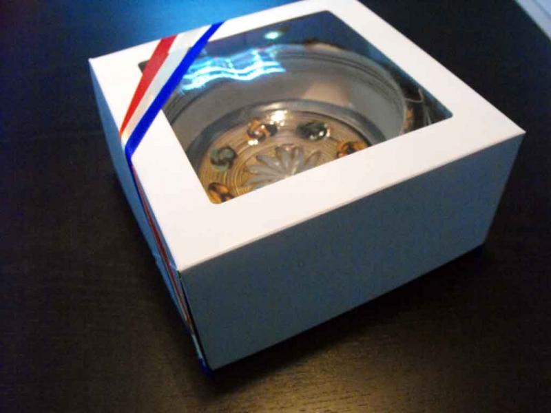 DIY custom gift box