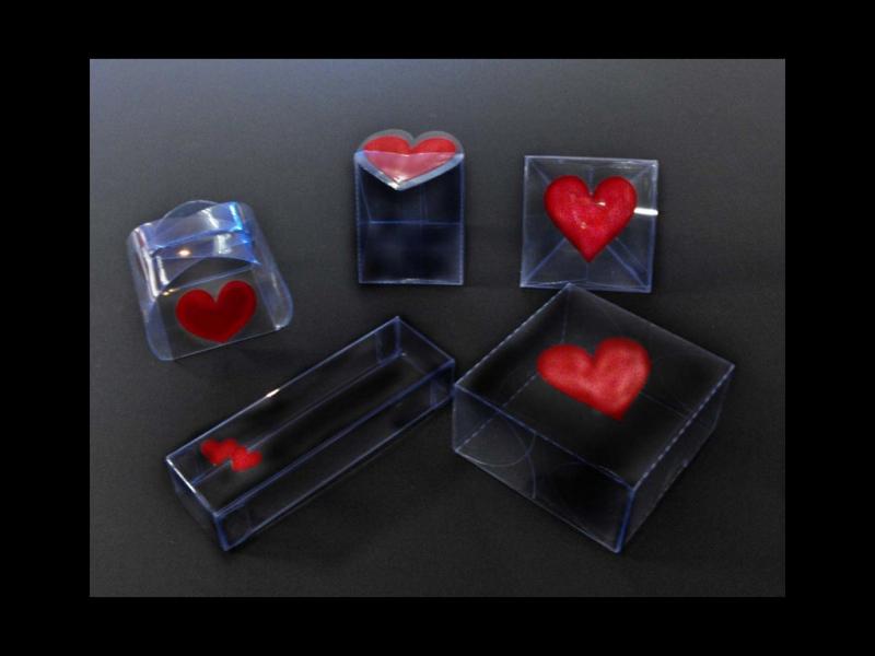Cutii pentru cadouri Sf Valentin