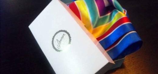 Gift box for scarves Ambalaje Plastic | Ambalaje Din Plastic