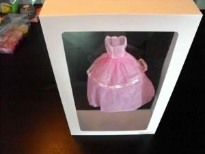 dolls paper box gift box packaging box Ambalaje Plastic | Ambalaje Din Plastic