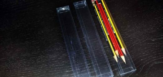 Pencil packaging box Ambalaje Plastic | Ambalaje Din Plastic