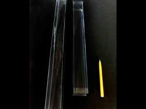 Venetian blinds roll packaging