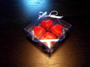 hearts chocolate box Ambalaje Plastic | Ambalaje Din Plastic
