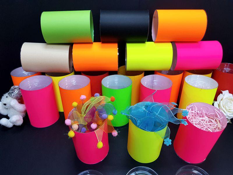 Cilindri colorati - 2