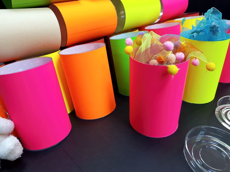 Cilindri colorati - 3