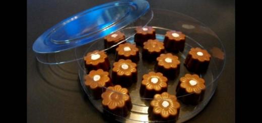 Ambalaje bomboane forma floare Ambalaje Plastic | Ambalaje Din Plastic