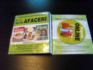 CD blister packaging