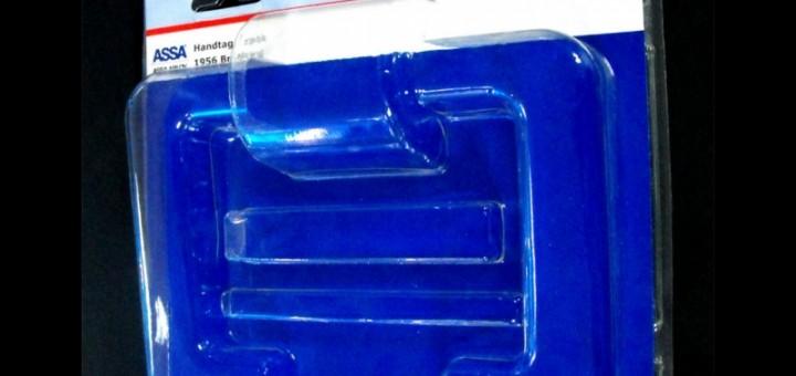 Blistere plastic accesorii feronerie