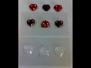 Heart shaped mould Ambalaje Plastic | Ambalaje Din Plastic