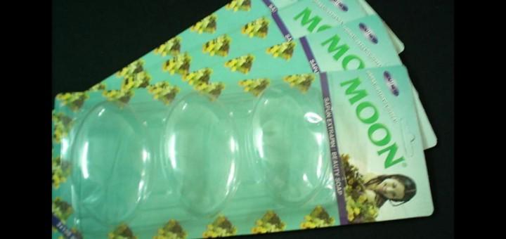 Blistere plastic pentru sapun