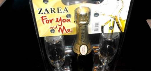 Blistere plastic personalizate sampanie Zarea