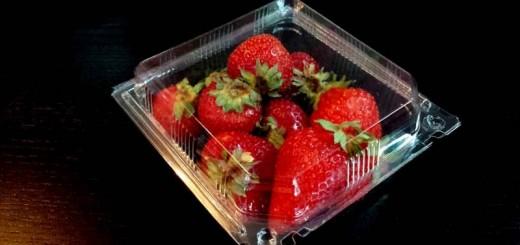 Caserole din plastic pentru capsuni, fructe Ambalaje Plastic | Ambalaje Din Plastic