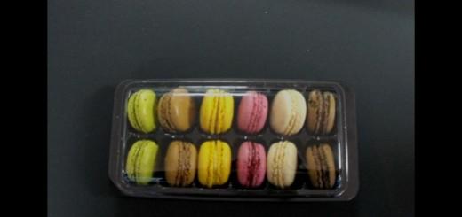 Caserole din plastic pentru Macarons