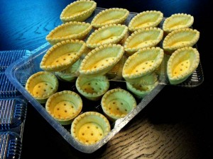 Tart containers
