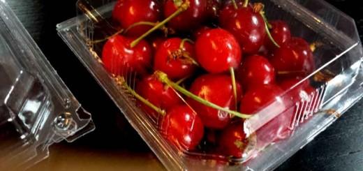 Caserole cu capac pentru fructe Ambalaje Plastic | Ambalaje Din Plastic