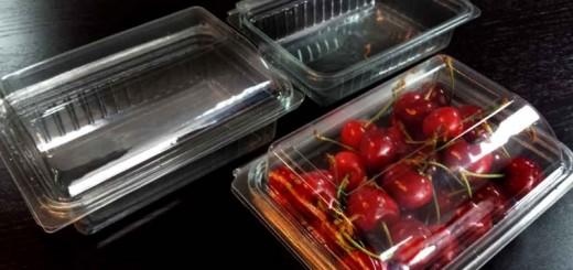 Caserole plastic pentru fructe, cirese Ambalaje Plastic | Ambalaje Din Plastic