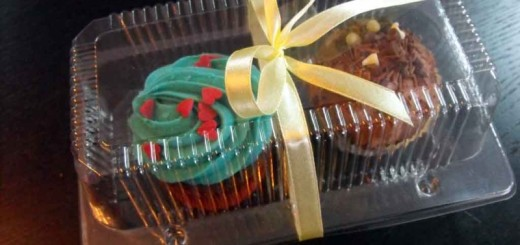 Caserole plastic compartimentate pentru 2 muffins Ambalaje Plastic | Ambalaje Din Plastic