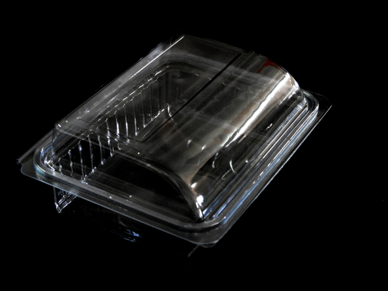 Casoleta din plastic model BACARAT