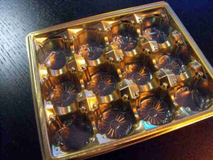 Plastic cavity tray chocolate Ambalaje Plastic | Ambalaje Din Plastic