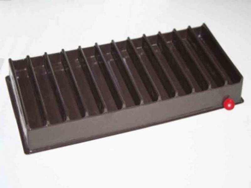 Chese din plastic rulouri ciocolata