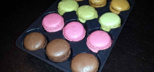 Chese Macarons 12 compartimente Ambalaje Plastic   Ambalaje Din Plastic