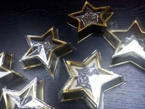 Little star chocolate plastic tray Ambalaje Plastic | Ambalaje Din Plastic