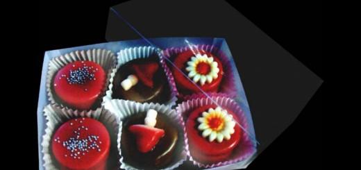 Cutii din plastic cu capac petits fours Ambalaje Plastic | Ambalaje Din Plastic