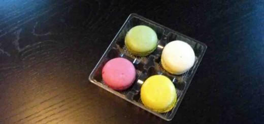 Chese plastic 4 Macarons, chesa Minimacarons Ambalaje Plastic | Ambalaje Din Plastic