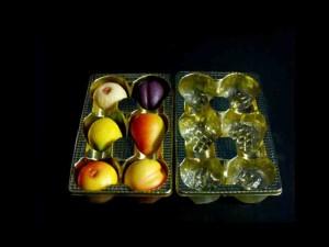 Marzipan figures plastic tray Ambalaje Plastic | Ambalaje Din Plastic