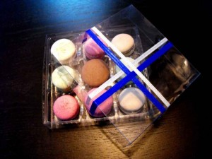 chese-plastic-9-alveole-macarons-872-9 Ambalaje Plastic   Ambalaje Din Plastic