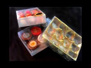 Marzipan storage box