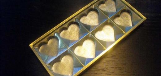 Chese plastic ciocolata forma inimioare Ambalaje Plastic | Ambalaje Din Plastic