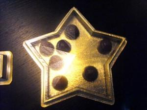 Chocolate praline star moulds Ambalaje Plastic | Ambalaje Din Plastic