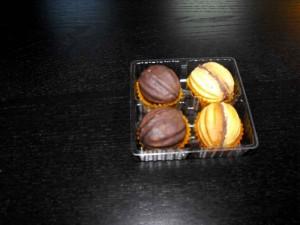 Chocolate walnuts plastic box Ambalaje Plastic | Ambalaje Din Plastic