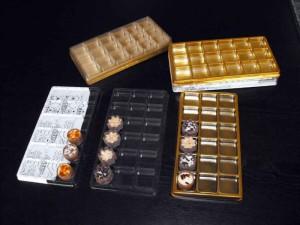 18 cell chocolate trays Ambalaje Plastic | Ambalaje Din Plastic