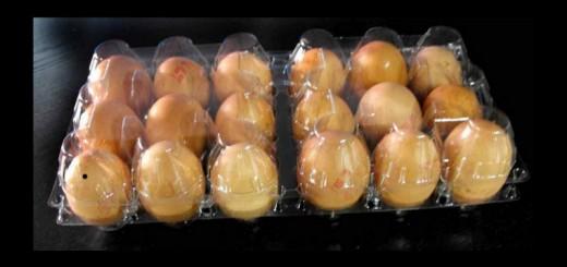 Cofraje 18 oua gaina (9x2) Ambalaje Plastic | Ambalaje Din Plastic