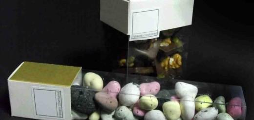 Cutii plastic capac pentru arahide