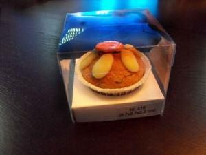 Window cupcake boxes