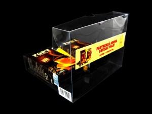 Coffee plastic packaging