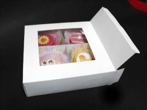 Petit four cake boxes