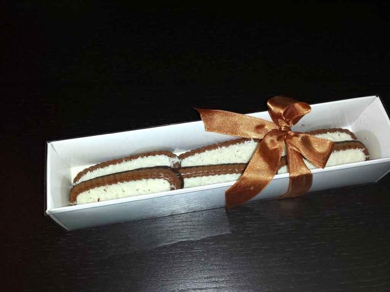 Cutii carton biscuiti cu cocos