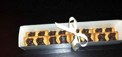 Cutii carton biscuiti ursulet ciocolata Ambalaje Plastic | Ambalaje Din Plastic